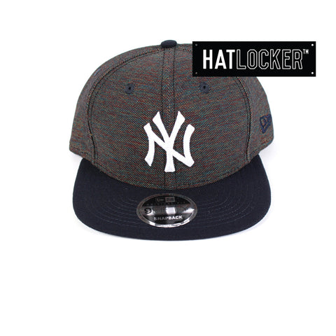 New Era - New York Yankees Vivid Crowner Snapback
