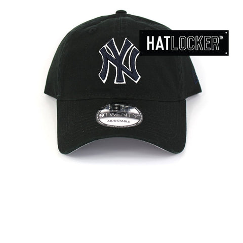 New Era New York Yankees Washed Canvas Strapback Australia