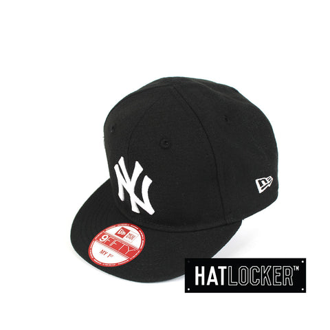 New Era - New York Yankees White Logo My 1st Snapback