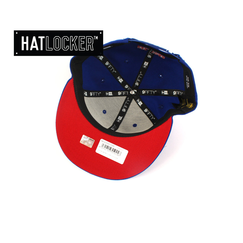Hat Locker Australia New Era NRL Newcastle Knights Core Snapback Hat Under