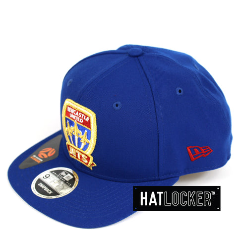 New Era Newcastle Jets FC Core Cap Snapback Hat