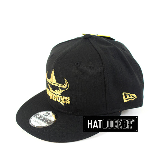 New Era - North Queensland Cowboys Premium Metallic Snapback