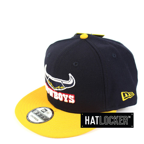 New Era - North Queensland Cowboys Two Tone Snapback