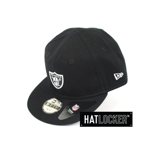 Hat Locker Australia New Era Oakland Raiders Classic My 1st NFL Snapback Cap Side