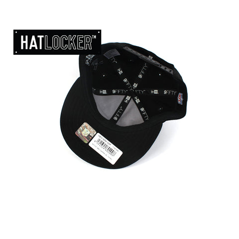 Hat Locker Australia New Era Oakland Raiders Classic My 1st NFL Snapback Cap Under