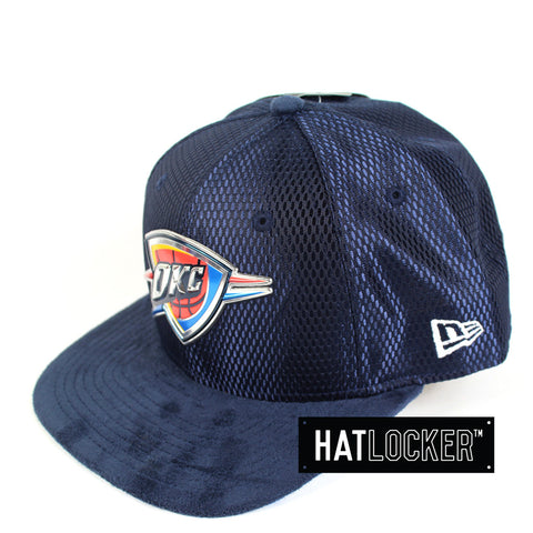 New Era - Oklahoma City Thunder On-Court Draft Collection Snapback