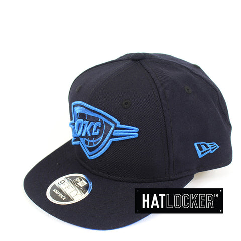 New Era - Oklahoma City Thunder Team Pop Snapback