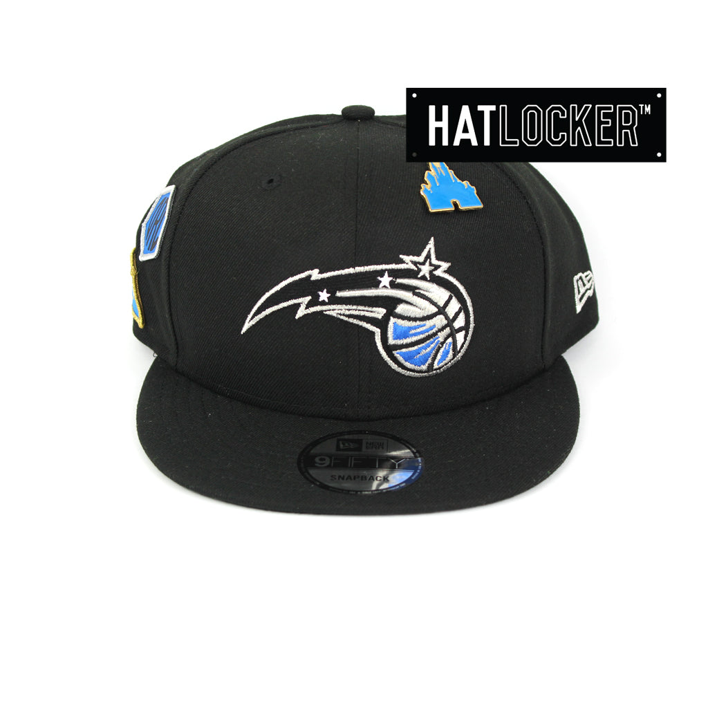 New Era Orlando Magic 2018 NBA Draft Snapback Hat