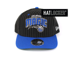 New Era Orlando Magic Throwback Precurved Snapback Hat