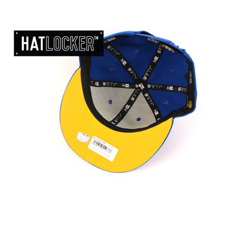 Hat Locker Australia New Era NRL Parramatta Eels Core Snapback Hat Under