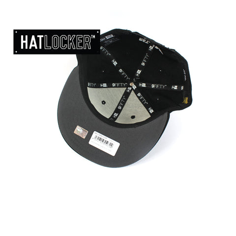 Hat Locker Australia New Era NRL Penrith Panthers Core Snapback Hat Under