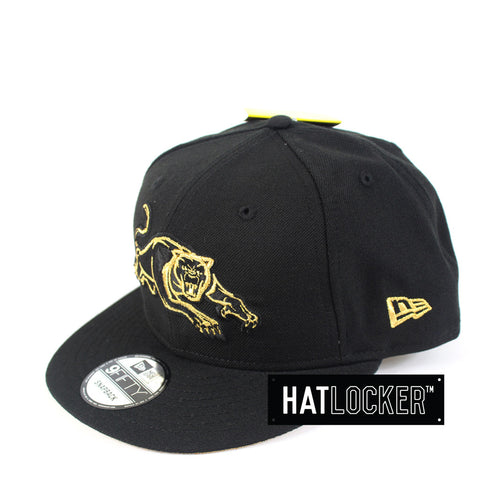 New Era - Penrith Panthers Premium Metallic Snapback