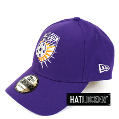 New Era - Perth Glory Home Curved Brim