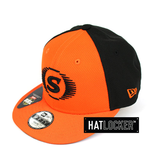New Era Perth Scorchers BBL 08 Kids Snapback Cap