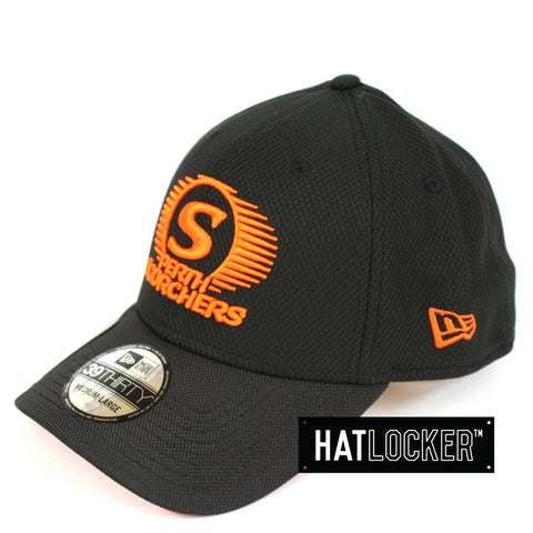New Era Perth Scorchers BBL 08 Training Curved Brim Hat