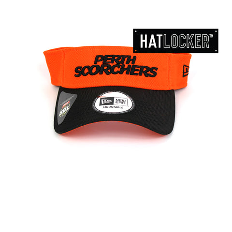 New Era Perth Scorchers BBL 08 Visor Hat