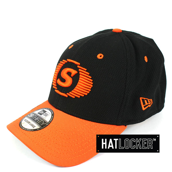 New Era Perth Scorchers Official Training Curved Brim