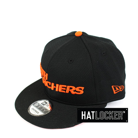 New Era - Perth Scorchers Post Game Black Snapback
