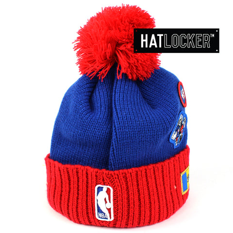 New Era Philadelphia 76ers 2018 NBA Draft Beanie