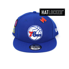New Era Philadelphia 76ers 2018 NBA Draft Snapback Hat