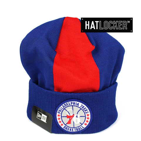New Era Philadelphia 76ers 2018 NBA Tip Off Team Colour Beanie
