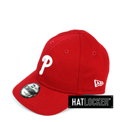 Baseball New Era Philadelphia Phillies Scarlet My 1st 9Forty Cap