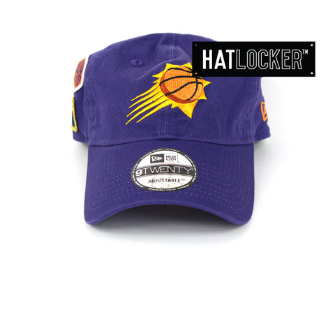 New Era Phoenix Suns 2018 NBA Draft Curved Brim Cap