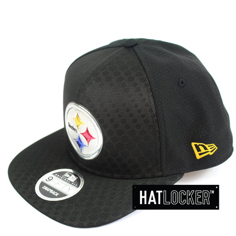 New Era Pittsburgh Steelers 2017 Colour Rush Snapback