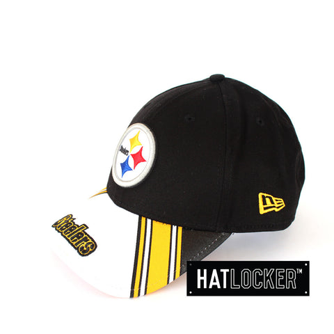 New Era - Pittsburgh Steelers Jersey Play Curved Brim