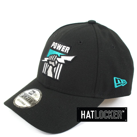 New Era Port Adelaide Power Core Curved Brim Hat