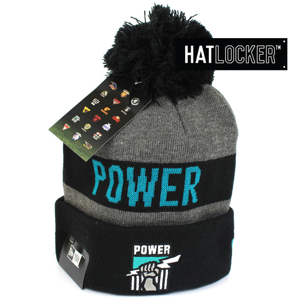 New Era Port Adelaide Power Jake Beanie