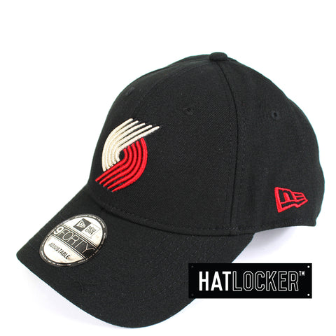New Era Portland Trail Blazers Curved Snapback Cap