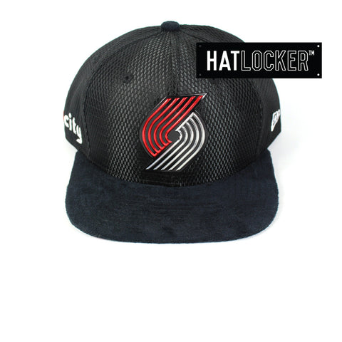 New Era - Portland Trail Blazers On-Court Draft Collection Snapback