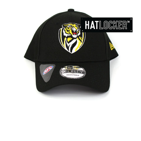 New Era Richmond Tigers 2019 Core Curved Brim Hat