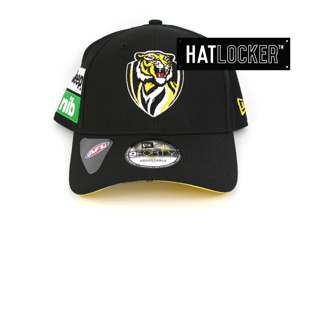 New Era Richmond Tigers Onfield Media Curved Brim Cap