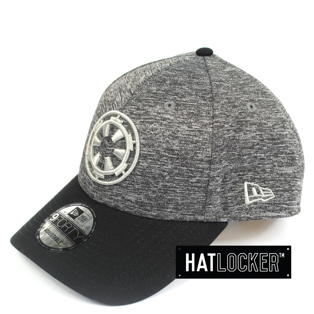 New Era Star Wars Rogue One Empire Curved Snapback Cap