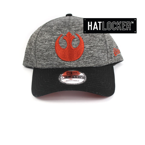 New Era Star Wars Rogue One Rebel Curved Snapback Cap