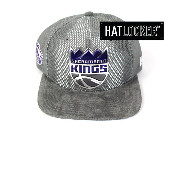 New Era - Sacramento Kings On-Court Draft Collection Snapback