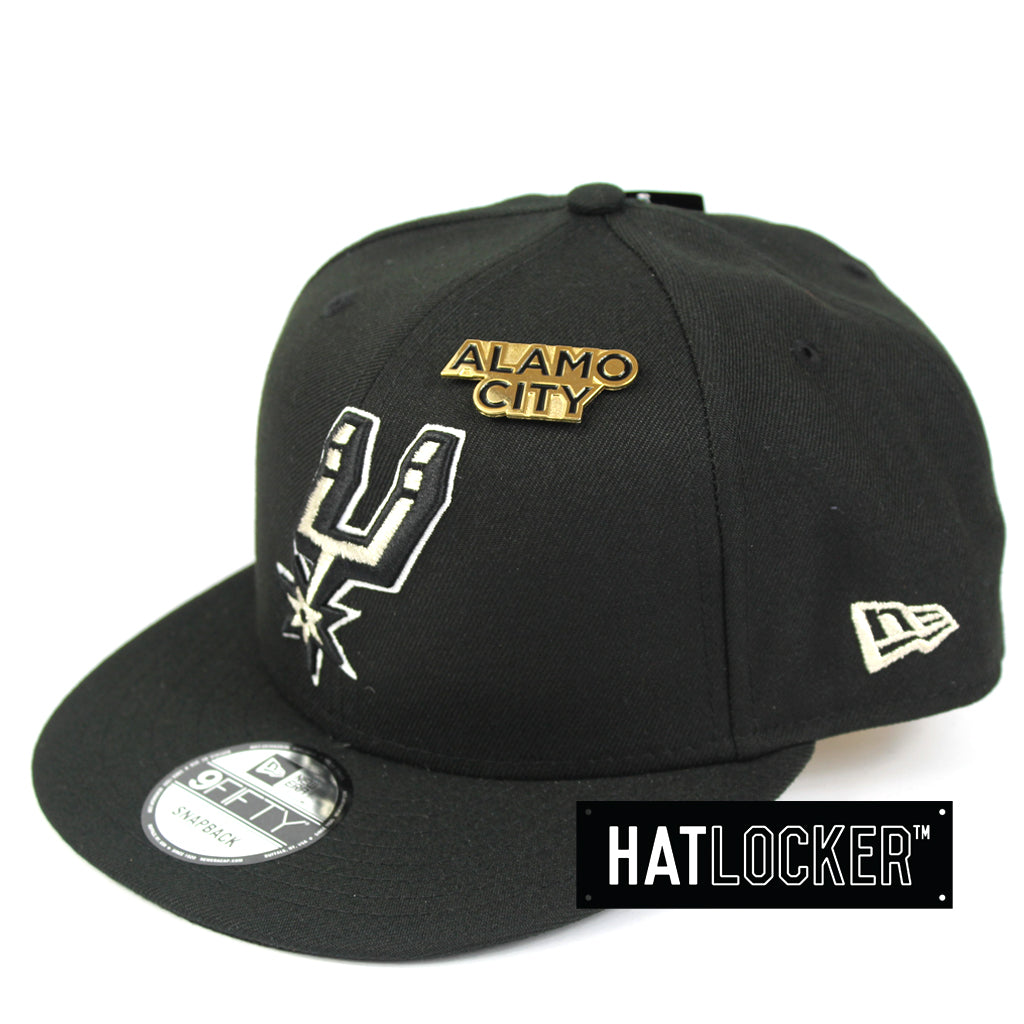 New Era San Antonio Spurs 2018 NBA Draft Snapback Cap
