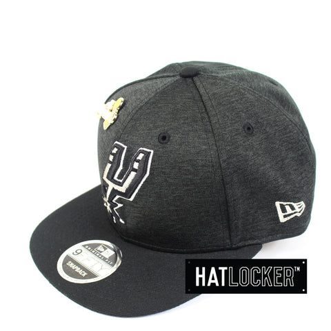 New Era - San Antonio Spurs NBA Pin Snapback
