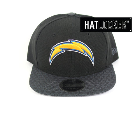 New Era - Los Angeles Chargers 2017 Sideline Snapback