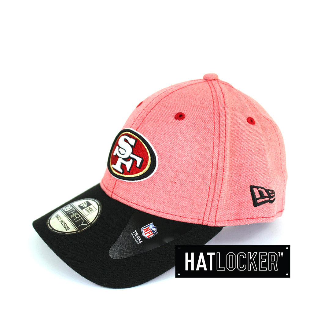 New Era - San Francisco 49ers Change Up Curved Brim Stretch Fit