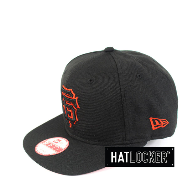 New Era - San Francisco Giants Outliner Snapback
