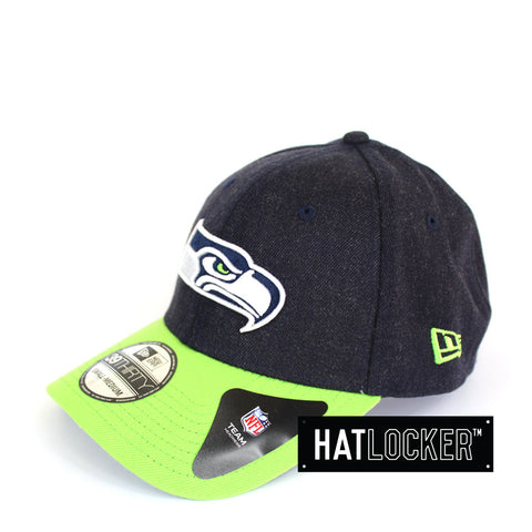 New Era - Seattle Seahawks Change Up Curved Brim Stretch Fit
