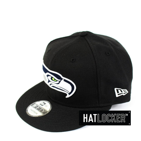 New Era - Seattle Seahawks Team Basic Snapback