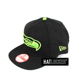 New Era - Seattle Seahawks Team Pop Snapback