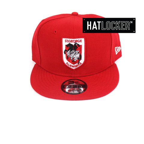 New Era - St George Illawarra Dragons Home Classic Snapback