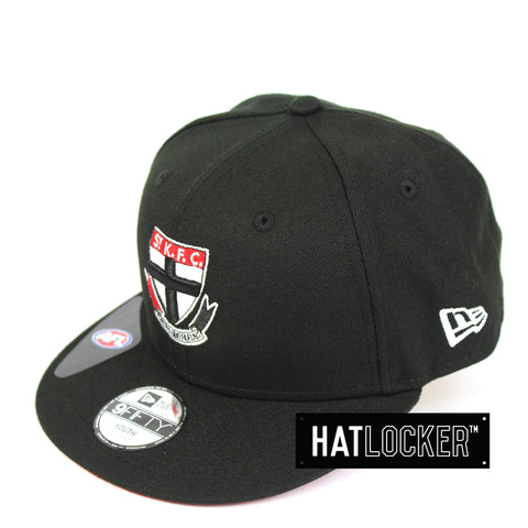 New Era St Kilda Saints 2019 Core Kids Snapback Cap