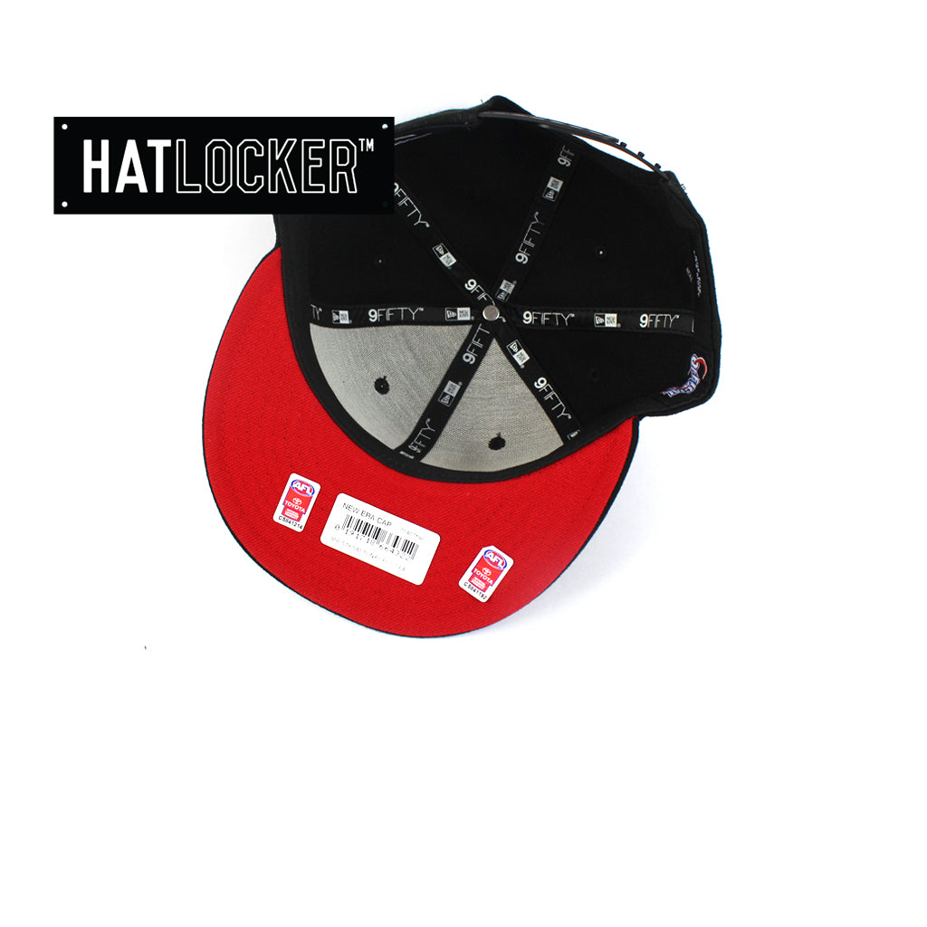 New Era St Kilda Saints Tonal Pop Snapback Hat