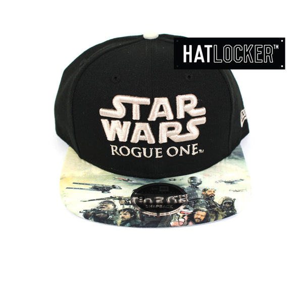 New Era - Star Wars Rogue One Hero Snapback